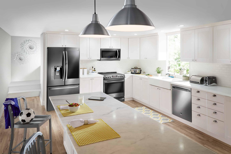 transform your kitchen with lg appliances dallas socials
