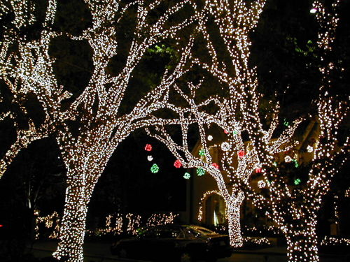 Best Christmas Lights In Dallas