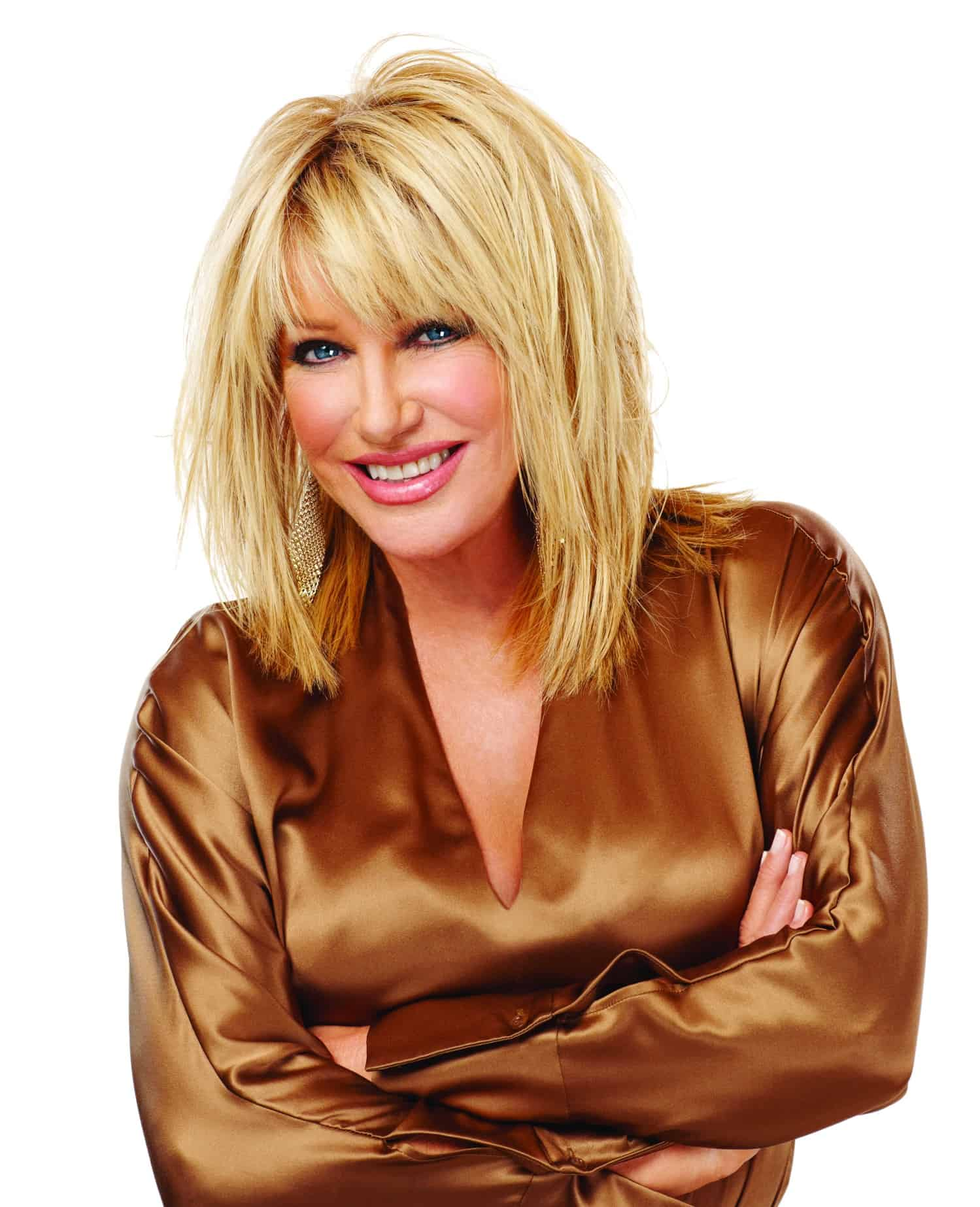 Stay Young at the Bass: An Evening with Suzanne Somers