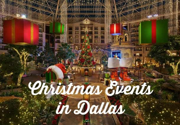 The Best Christmas Events In Dallas Dallas Socials