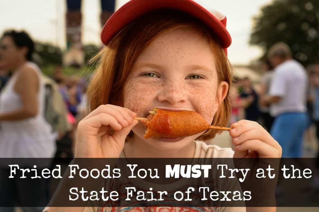 Texas State Fair List Of Fried Foods
