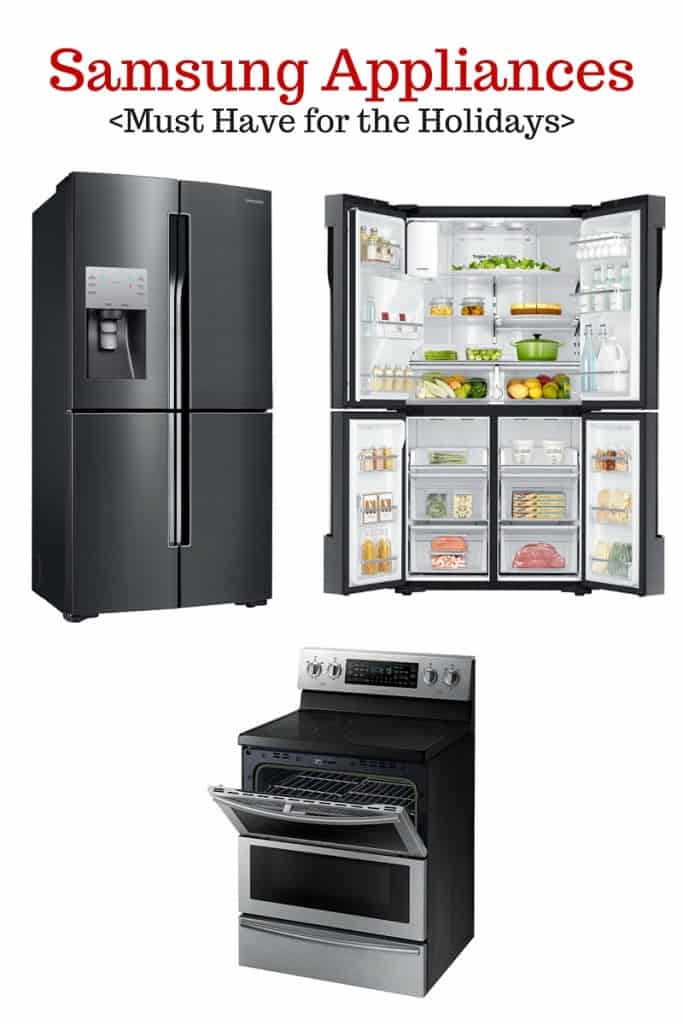 Must have samsung appliances for the holidays dallas socials for Must have appliances