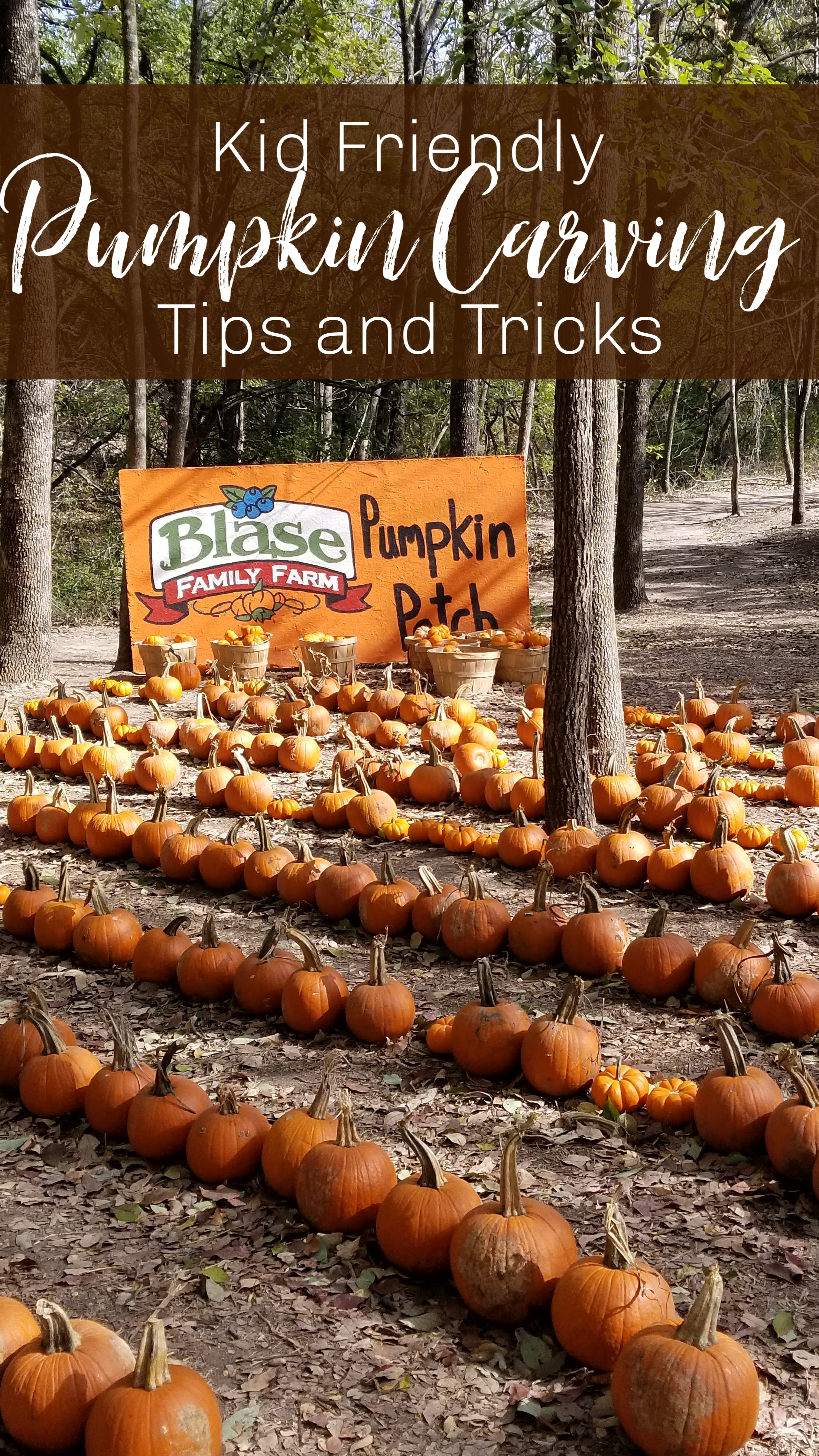 Kid-Friendly Pumpkin Carving Tips and Tricks